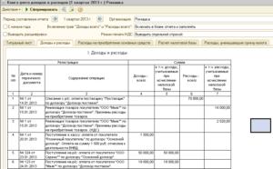 Книга доходов и расходов ИП: правила учета на УСН ОСНО ЕНВД