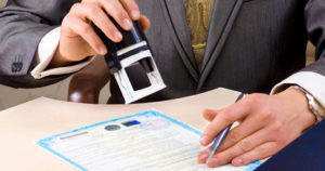 Оказание услуг без регистрации ИП